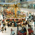 Dubai Airport  Duty free shopping area