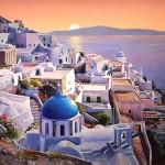 SantoriniSunrise