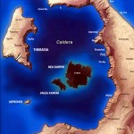 santorini-caldera-map