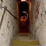 Тайният проход, замъка Бран